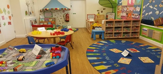 2 Year Old Funding Tiny Steps Day Nursery